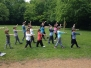 Gyerek hétvégi kung fu tábor Martonvásár