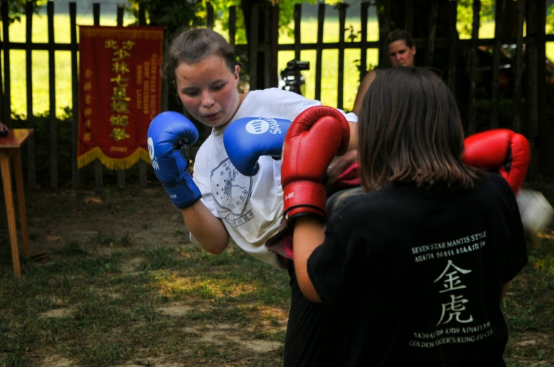 gyerek kung fu